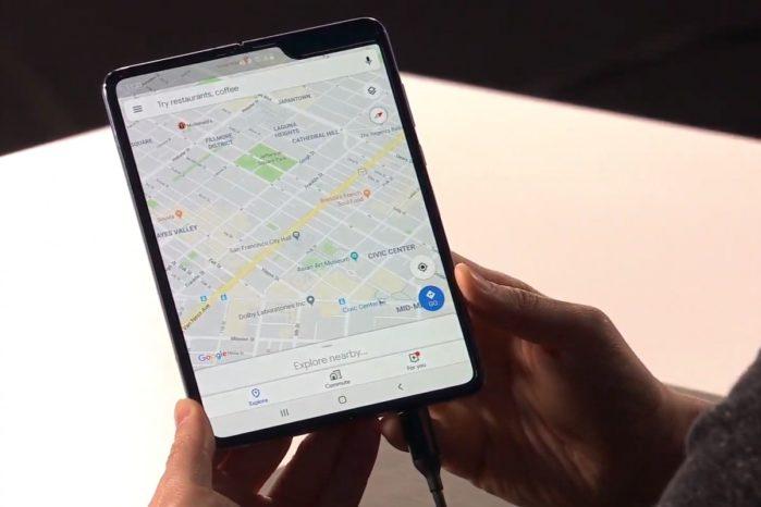 Samsung Galaxy Fold ufficiale