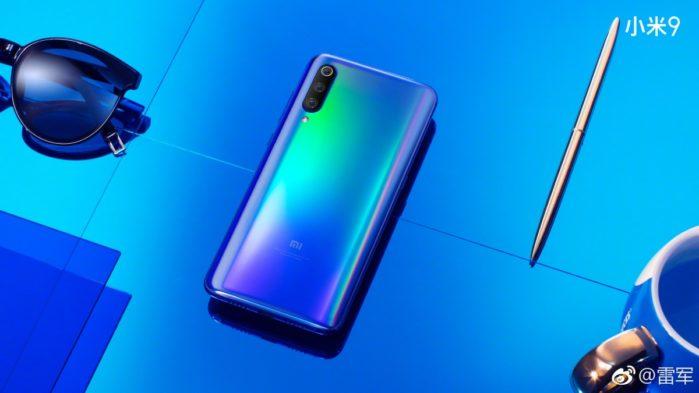 Xiaomi Mi 9 immagini render e video teaser ufficiale