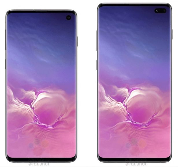 Galaxy S10 rumors: immagini, Galaxy Buds