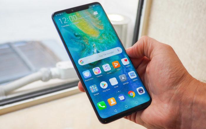 Huawei Mate 20 Pro aggiornamento Face Unlock