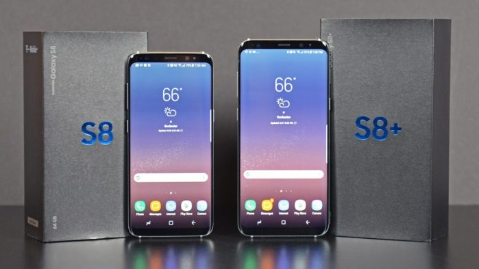 Galaxy S8 e S8 Plus Android Pie in Europa