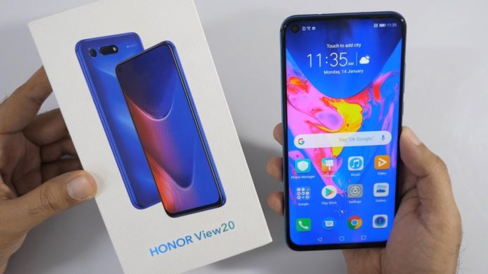Honor View 20 Gaming+ mode con Vulcan