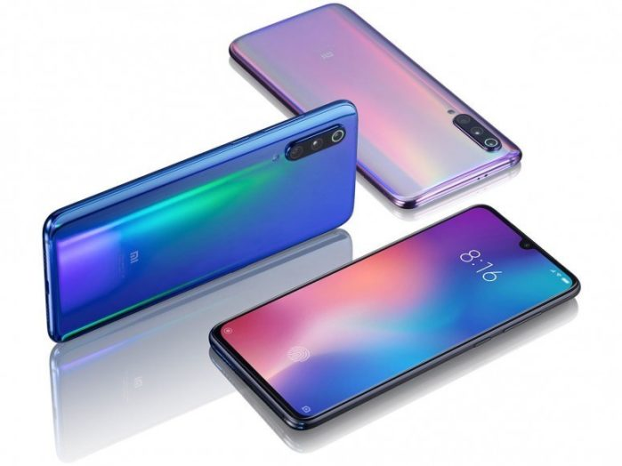 Xiaomi Mi 9 Wallpaper: link download