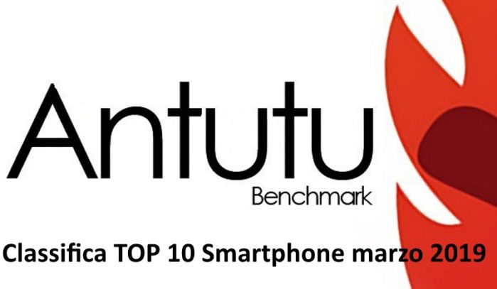 Top 10 Classifica Smartphone AnTuTu