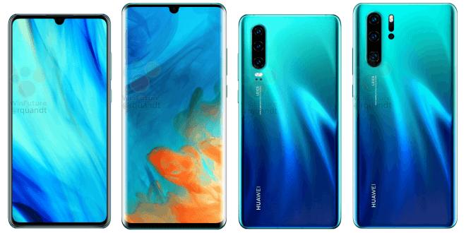 Huawei P30, P30 Pro e P30 Lite prezzo Europa svelati