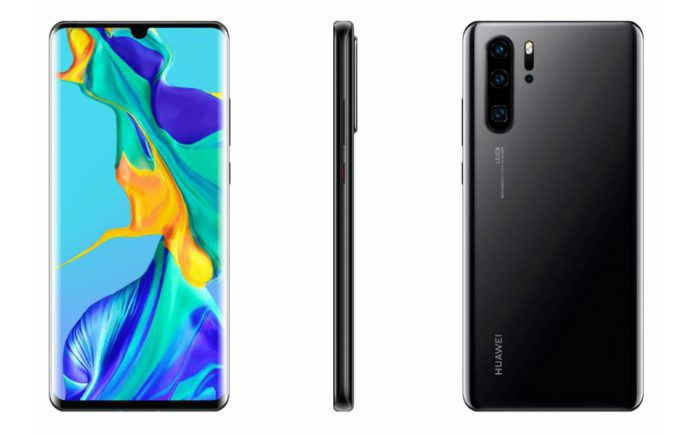 Huawei P30 Pro video hands-on