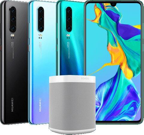 Huawei P30 ufficiale: prezzo e caratteristiche principali
