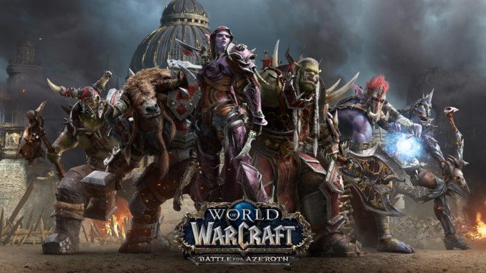 Windows 7 supporto DirectX 12: world of warcraft