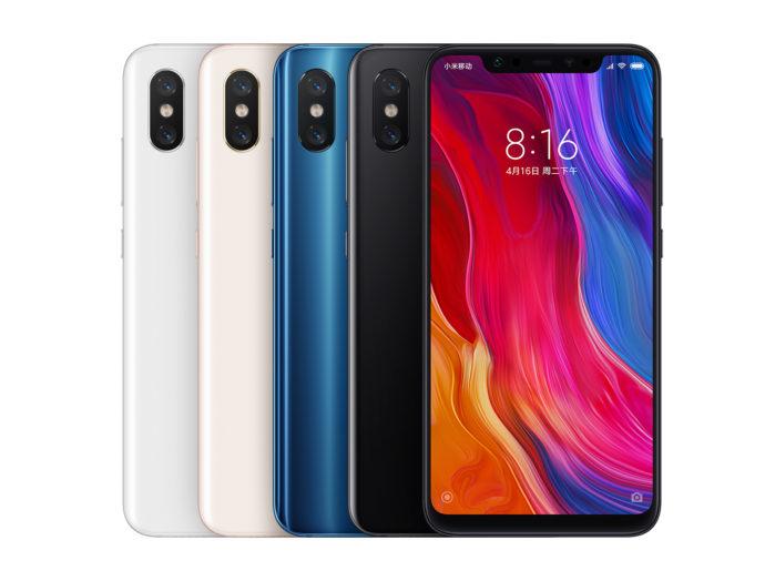 Xiaomi Mi 8 e Mi 8 Lite prezzo offerta effetto Xiaomi Mi 9