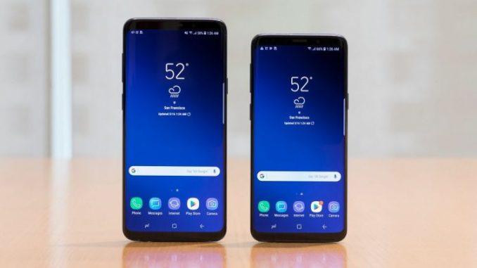 Galaxy S9 e S9 Plus: Samsung rilascia nuovo aggiornamento a fine marzo 2019