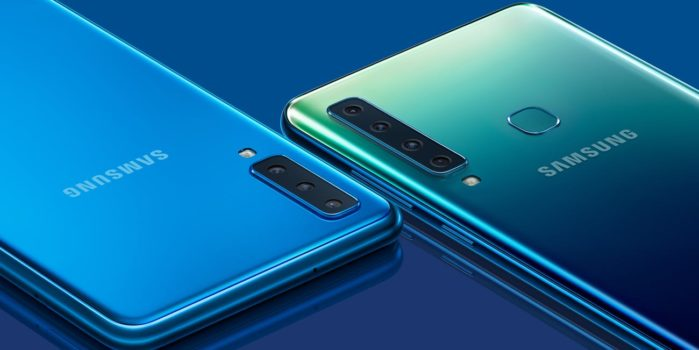 Galaxy A9 2018, Galaxy A7 2018 e Galaxy J4 data Android Pie 9.0