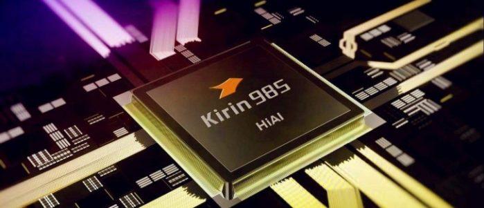 Huawei Mate 30 con Kirin 985