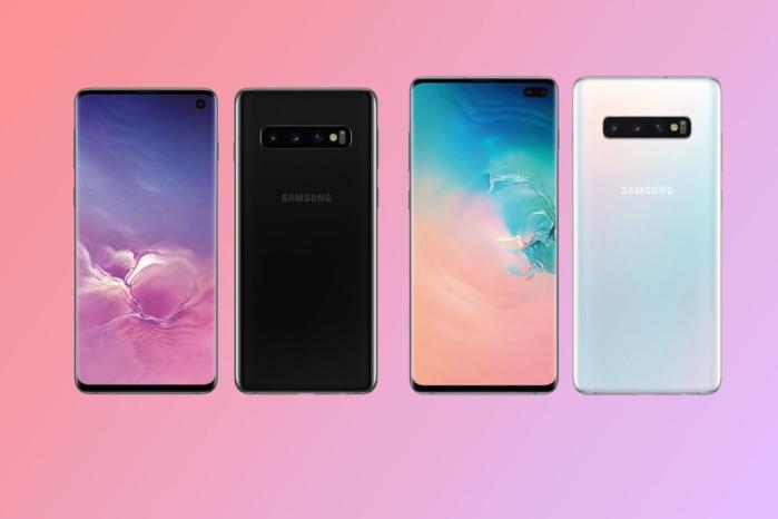Galaxy S10 aggiornamento marzo