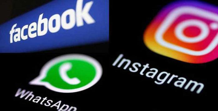 Facebook, Messenger, Instagram e WhatsApp non funzionano oggi 13 marzo 2019