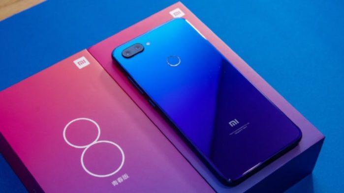 Xiaomi Mi 8 Lite Android Pie Miui 10