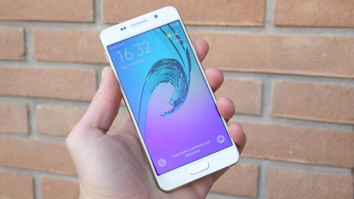 Galaxy A5 2016 aggiornamento aprile 2019