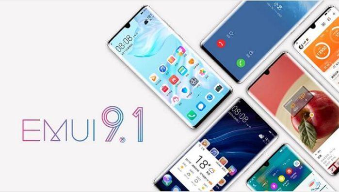 EMUI 9.1 le novità descritte da Huawei