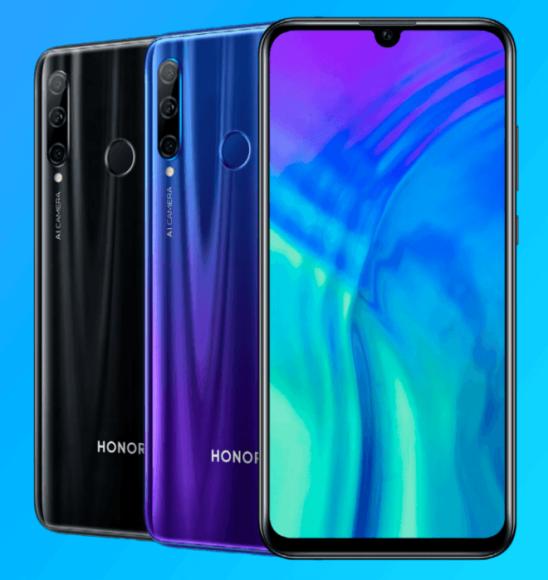 Honor 20 Lite rumors: caratteristiche e prezzo