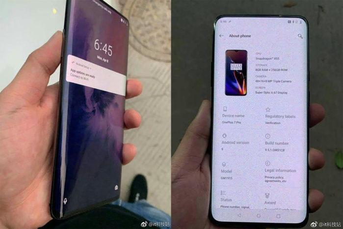 OnePlus 7 Pro in arrivo a maggio 2019? Prezzo OnePlus 6T in calo