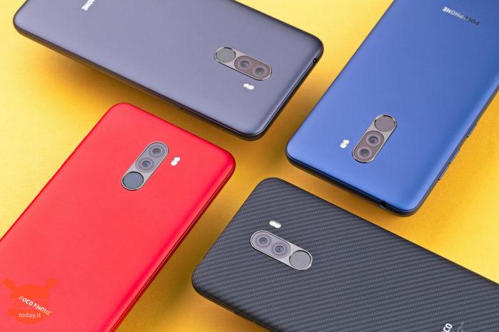 Xiaomi PocoPhone F1 MIUI 10.3.4 stabile e globale