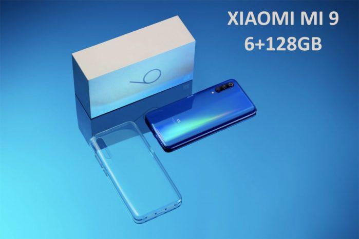 Xiaomi Mi 9 prezzo 450 euro per il Mi Fan Festival 2019