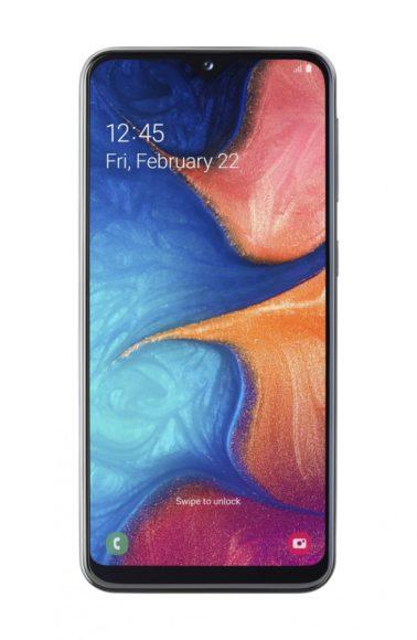 Samsung Galaxy A20e ufficiale: le principali caratteristiche