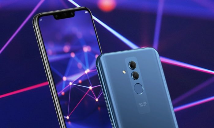 Huawei Mate 20 lite Android Pie