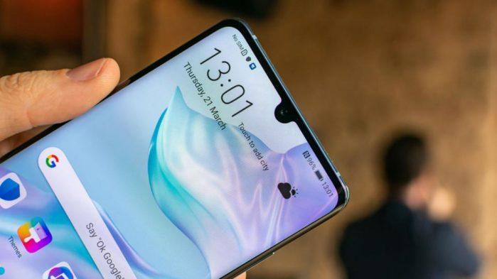 Huawei P30 Pro nuovo aggiornamento a fine aprile 2019