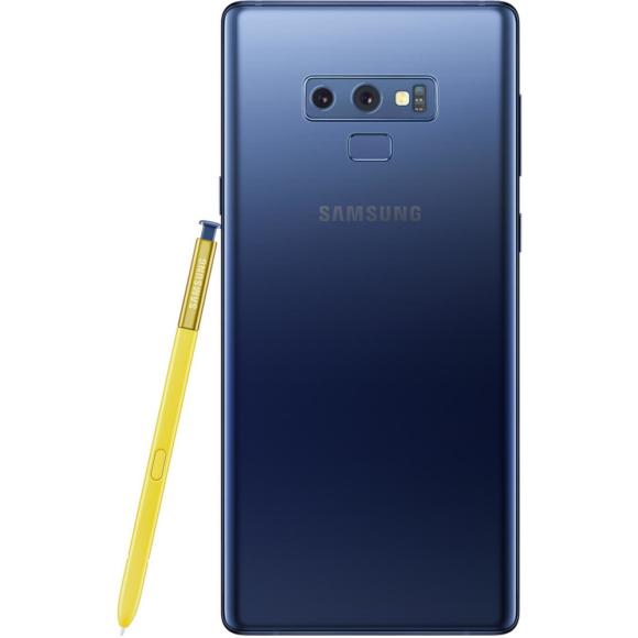 Galaxy Note 9 aggiornamento Aprile