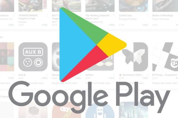 Google Play aggiornamenti