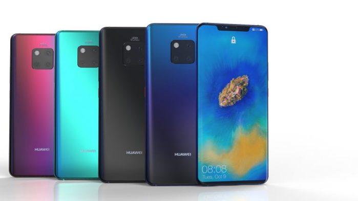 Huawei Mate 20 Pro aggiornamento aprile 2019