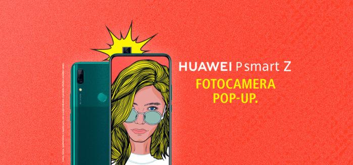 Huawei P Smart Z ufficiale: principali caratteristiche e prezzo