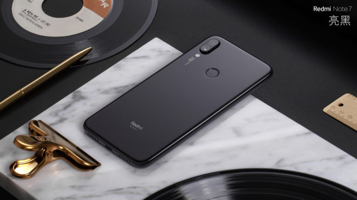 Redmi Note 7 Nero a 179 euro