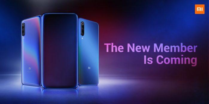 Xiaomi Mi 9T confermato: teaser ufficiale