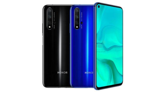 Honor 20 Pro cancellato dal sito italiano Honor