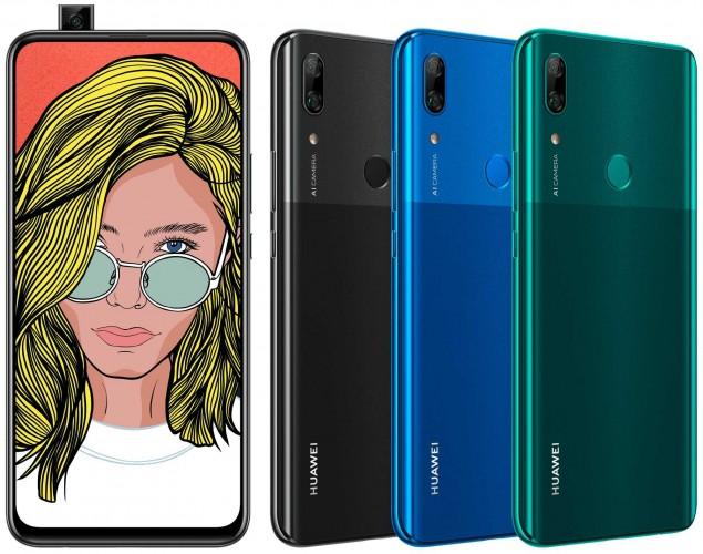 Huawei P Smart Z: prezzo e specifiche svelati