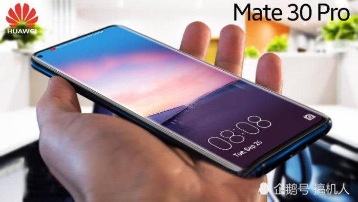 Huawei Mate 30 Pro rumors