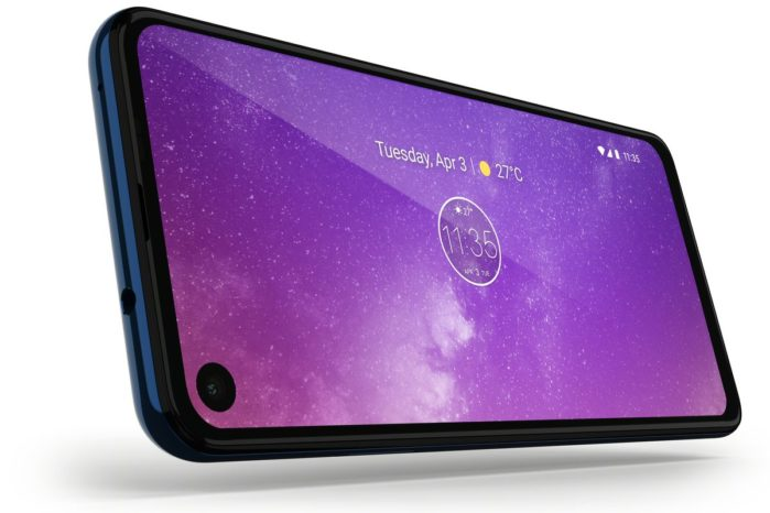 Motorola One Vision ufficiale