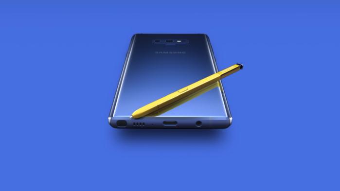 Galaxy Note 9 aggiornamento maggio 2019