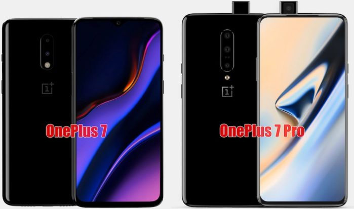 OnePlus 7 Pro vs OnePlus 7: le differenze hardware