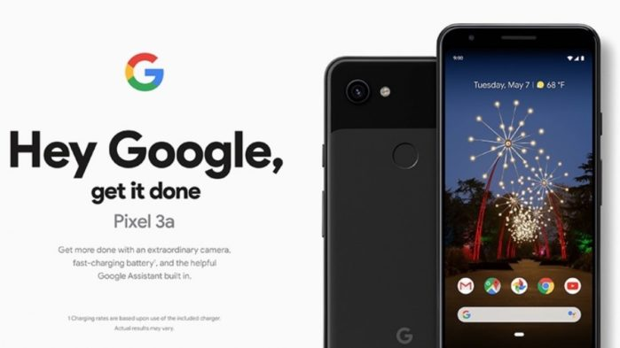 Google Pixel 3a e 3a XL: specifiche, software immagini