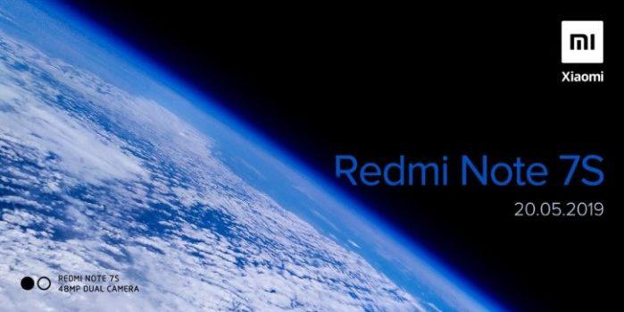 Redmi Note 7S in arrivo in India