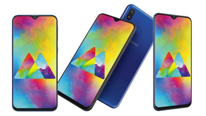 Samsung Galaxy M20 aggiornamento Android Pie 9.0