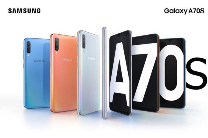 Samsung Galaxy A70S rumors