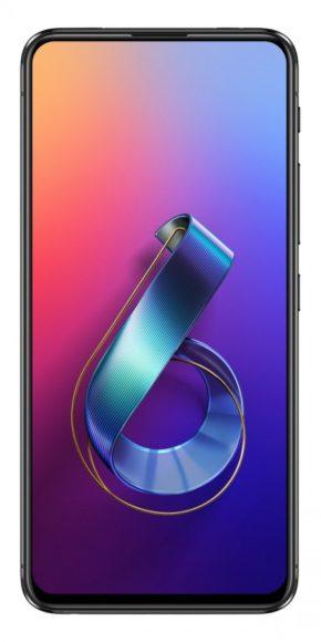 Zenfone 6 design