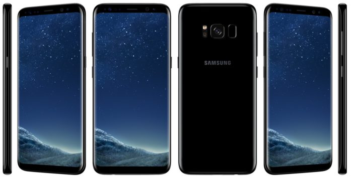 Samsung Galaxy S8 aggiornamento maggio 2019