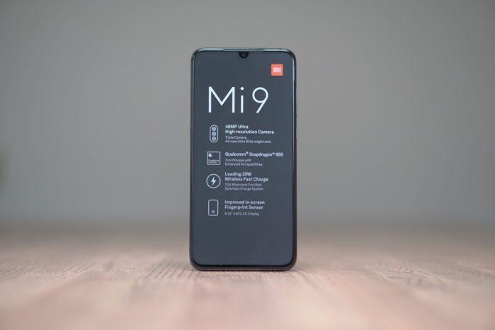 Xiaomi Mi 9 prezzo da 365 euro spedizione da EU