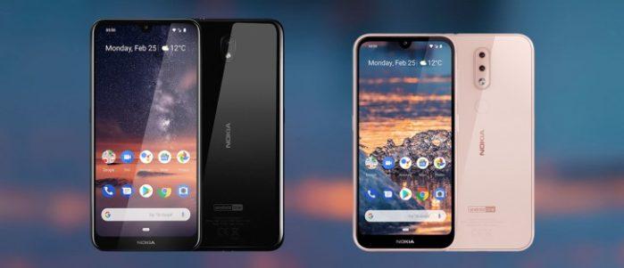 Nokia 4.2 e Nokia 3.2 ufficiali in Italia: il prezzo