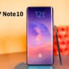 Galaxy Note 10 fotocamera