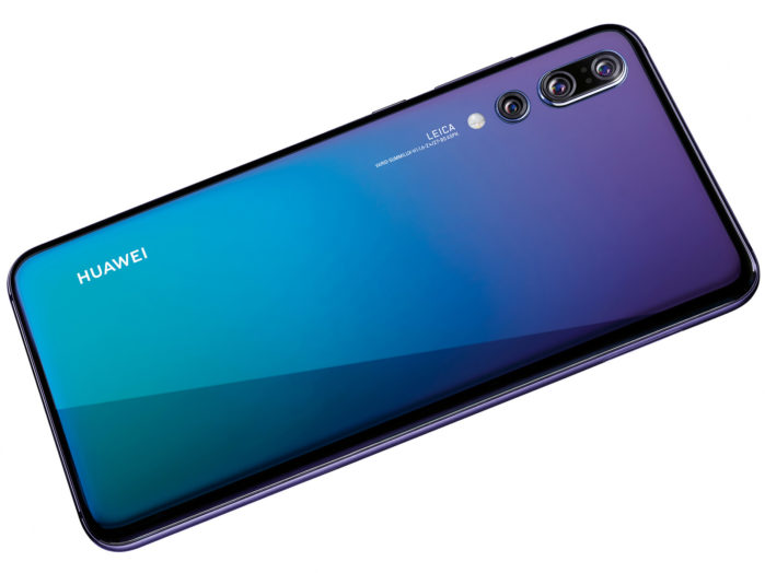 Huawei P20 Pro aggiornamento maggio 2019
